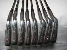 Ladies RH Vintage Ben Hogan Vector Lite Iron Set 3-E AMF Steel Golf Clubs Woman