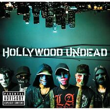 HOLLYWOOD UNDEAD ( NEW CD ) SWAN SONGS UK EDITION + 2 BONUS TRACKS [PA] DEBUT