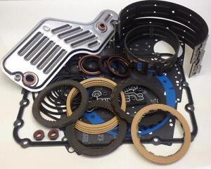 Ford Ranger 5R55W 5 Speed Automatic Transmission Rebuild Kit Master