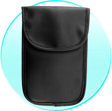 Mobile Phone Signal Blocking Jammer Bag Pouch - Black