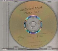 (CD681) Slideshow Freak, 7 Songs Vo1. 2 - DJ CD