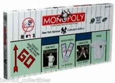 NEW YORK YANKEE 2001 COLLECTORS EDITION MONOPOLY GAME - NEW & SEALED