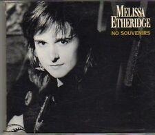 (CF539) Melissa Etheridge, No Souvenirs - 1989 CD