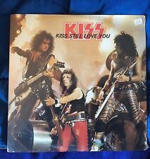 kiss Still Love You 2 LP  BOOTLEG 33 Live Vinyl STILL SEALED