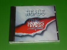 CD  AC/DC   THE RAZORS EDGE        ETAT NEUF  METAL HARD ROCK