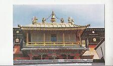 BF28290 the lading kamsum senang pav  zuglakang temple  china   front/back image