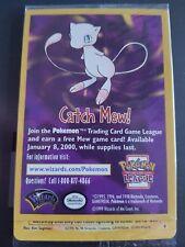 Pokemon Promo 2 - Electabuzz (Elektek) - Movie Gold Stamped/ Sealed 1999 EN Mint