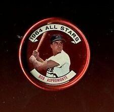 Pin Sports Coin - Baseball Bob Aspromonte - 1964 All Star