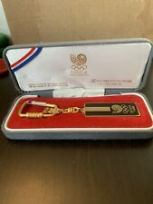 Olympic Seoul  Korea Key Chain 1988
