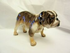 Vintage Royal Doulton Bulldog Hn1047 Porcelain Dog Figurine Figure