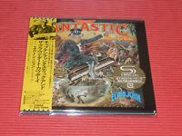 2019 ELTON JOHN Captain Fantastic and the Brown Dirt Cowboy JAPAN MINI LP SHM CD