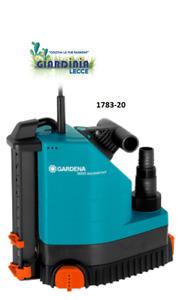 GARDENA Pumpe unter Wasser 9000 Aquasensor 320 W Art.1783-20