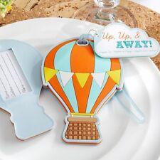 Hot Air Balloon Destination Travel Wedding Favor Guest Gift Party Kids Birthday