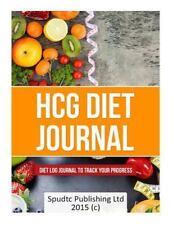 HCG Diet Journal : Diet Log Journal to Track Your Progress: By Publishing Ltd...