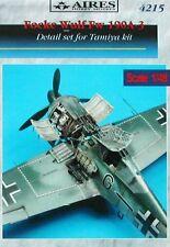 Aires 1/48 FOCKE WULF Fw190A-3 Set dettaglio per TAMIYA KIT # 4215