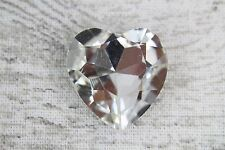 Deluxe Diamante Diamond Ex Large Heart Table Gems Confetti Crystal Scatter 24