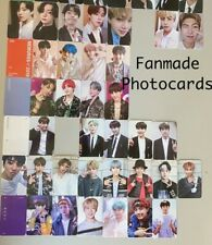 Unbranded Selfmade BTS Memories DVD Bluray Series Photocards  2017 2018 2019