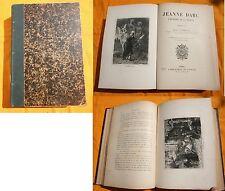 Livre Ancien GOSSOT (Émile) Jeanne d'Arc, l'héroïne de la France / Histoire