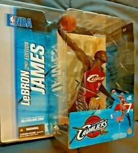 McFarlane NBA Series 7 Lebron James Cleveland Cavaliers Action Figure