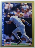 1993 93 Fleer Atlantic Collector's Edition Ken Griffey Jr #11, Seattle Mariners