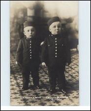 ~1910 Adel Monarchie Spanien D. Jaime El Principe de Asturias Espana Real Photo