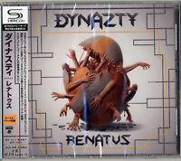 DYNAZTY-RENATUS-JAPAN SHM-CD BONUS TRACK F50