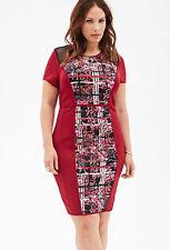 FOREVER 21 Plus Size Dresses for Women | eBay