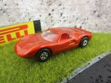 Véhicules miniatures rouge Matchbox Superfast