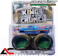 CHASE GREENLIGHT 49070F 1:64 1996 FORD F250 #7 DIRTY BIGFOOT MONSTER TRUCK