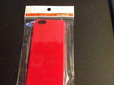 RadioShack Apple iPhone 6 Snap-on cell phone case - Red