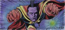 2017 Marvel Premier Skrull Triple Panel Sketch 1/1! Artist Edde Wagner!