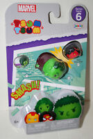 Marvel Comics Tsum Tsum Series #6 3 Pack New MIP She-Hulk Hulk Red She-Hulk