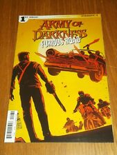ARMY OF DARKNESS FURIOUS ROAD #1 DYNAMITE COMICS
