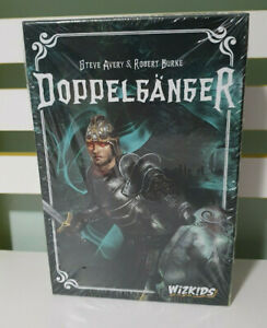 Doppelganger Board Game by Wizkids WZK73449 Doppleganger NEW IN PLASTIC