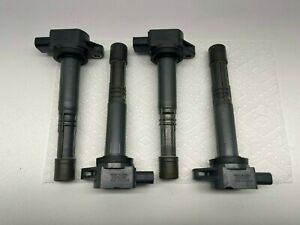 4 Premium Ignition Coils Replacement for 2002-06 Honda 2.4L C1382 UF311