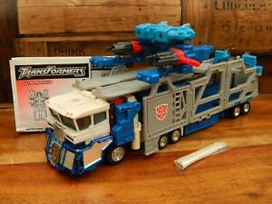 Transformers Robots in Disguise Ultra Magnus 2001 RID