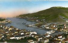 PORT VENDRES LOT 2 cartes Vue générale Fort Béar et bateaux à quai