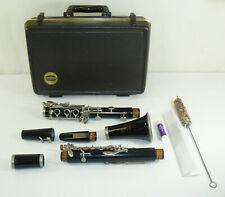 Selmer Bundy Resonite Clarinet Model 577 W/ Mouth Piece & Original Hard Case USA
