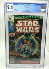 MARVEL - STAR WARS #1 - CGC 9.4 - WHITE PAGES - PART 1 STAR WARS: A NEW HOPE