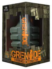 Grenade Thermo Detonator Fat Burner Caffeine Weight Loss Diet Pills | FREE P&P