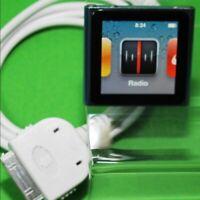 Apple iPod nano MP3-Player 8 GB (6. Generation, Multi-touch Display) BLAU A1366