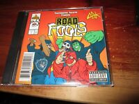 ABK - ROAD FOOLS CD & DVD 2005 PSYCHOPATHIC RECORDS ICP INSANE CLOWN POSSE