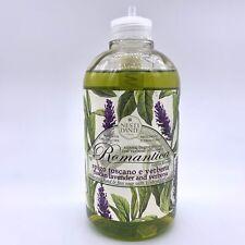 Nesti Dante Lavender & Verbena Liquid Soap 500ml #8486 LEAKED BROKEN PUMP TOP