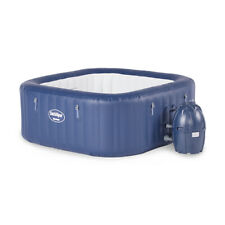 Bestway 60022E SaluSpa Hawaii AirJet 6 Person Inflatable Hot Tub Spa with Pump