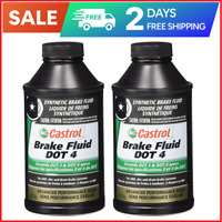 Castrol Brake Fluid Dot 4 Motorcycle Oils//Chemicals 12502 12509 43-0189 83-0341