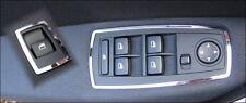 BMW X3 Cornici Cromate Alzacristalli Set 4 pezzi