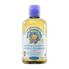 Earth Friendly Baby Beruhigende Kamille Shampoo & Duschgel 250 Ml - Vegan