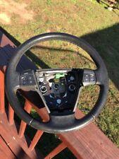 04-11 Volvo S40 Leather Steering Wheel w/ Controls