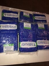 Lot 6 Therabath Professional Paraffin Wax Beads 1lb Refill Lavender Hydrates New