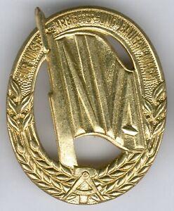 Militärsportabeichen der Nationalen Volksarmee der DDR Gold, Bartel Nr.796